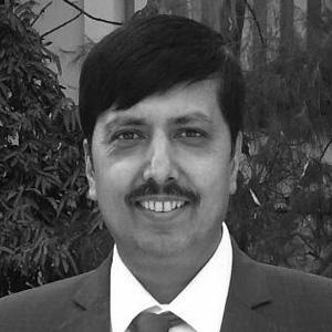 Shri M K Das, IAS